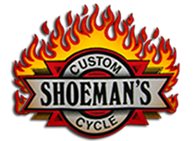 Shoemans Custom Cycle Logo